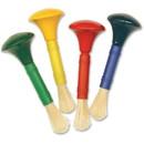 ChenilleKraft Wood Knob Paint Brush Set