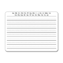 ChenilleKraft 2-Sided Writing Whiteboard