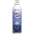 Clorox Odor Defense Clean Scent Air Aerosol Spray, CLO31711CT