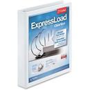 Cardinal ExpressLoad ClearVue Locking D-Ring Binder