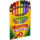 Crayola Tuck Box Crayon