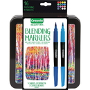 Crayola Signature Blending Markers, CYO586502