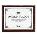 Burnes Award Plaque, 8.50