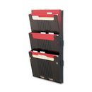 Deflect-o Hanging Wall File Folder System, 25