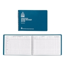 Dome Publishing Simplified Home Budget Book, 64 Sheet(s) - Wire Bound - 7.50