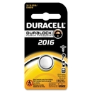 Duracell Lithium General Purpose Battery, Lithium (Li) - 3 V DC