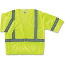 GloWear Ergodyne GloWear Class 3 Lime Economy Vest