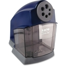 Elmer's School Pro Electric Pencil Sharpener, Desktop - 6 Hole(s) - Blue, Gray
