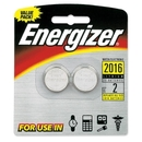 Energizer Lithium Manganese Dioxide General Purpose Battery, Lithium Manganese Dioxide - 3 V DC
