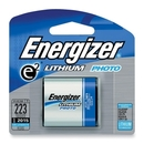 Energizer e2 EL223APBP Lithium Photo Battery Pack, 1300 mAh - Lithium (Li) - 6 V DC
