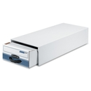 Bankers Box Stor/Drawer Steel Plus - Check - TAA Compliant, Internal Dimensions: 9.25