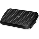 Fellowes Standard Foot Rest, Adjustable, Textured Surface - 17.6
