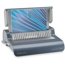 Fellowes Quasar E 500 Electric Comb Binding Machine, Electrical - CombBind - 500 Sheet(s) Bind - 20 Punch - 5.1