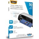 Fellowes Thermal Laminating Pouches - Letter, 3mil, 50 pack, FEL5744301