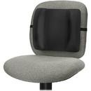 Fellowes Ergonomic Backrest - Black, Adjustable Strap - 13
