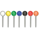 Gem Office Products Spherical Head Map Tack, 0.38