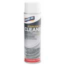 Genuine Joe Stainless Steel Cleaner and Polish, Aerosol - 15 fl oz (0.5 quart) - Banana Scent