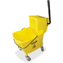 Genuine Joe 35-qt Mop Bucket/Wringer Combo, GJO02347PL