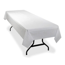Genuine Joe Banquet Size Table Cover, 300 ft x 40