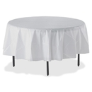 Genuine Joe Round Table Cover, 84
