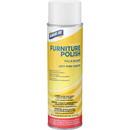 Genuine Joe Furniture Polish, Spray - 17 fl oz (0.5 quart) - Lemon Scent