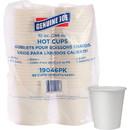 Genuine Joe Lined Disposable Hot Cups, GJO19046BD