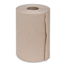 Genuine Joe Hard Wound Roll Towel, 12 / Carton - 7.88