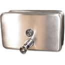 Genuine Joe Stainless 40oz Soap Dispenser, GJO85146