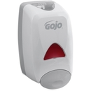 Gojo FMX-12 5150-06 Liquid Soap Dispenser, Manual - 42.3 fl oz (1250 mL) - Dove Gray, Dove Gray