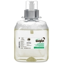 Gojo FMX-12 Green Certified Foam Soap Refill, 42.3 fl oz (1250 mL) - Green - 1 Each