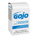 Gojo Lotion Skin Soap Dispenser Refill, 27.1 fl oz (800 mL) - Pink - 1 Each