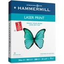 Hammermill Laser Paper, For Laser Print - Letter - 8.50