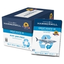 Hammermill Recycled Copy Paper, For Laser, Inkjet Print - Letter - 8.50