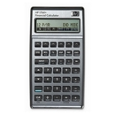 HP 17BIIPlus Business Financial Calculator, 250 Functions - 2 Line(s) - 22 Character(s) - LCD - Battery Powered - 3.4