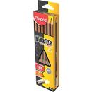 Helix Jumbo Triangular No. Pencils, HLX854721