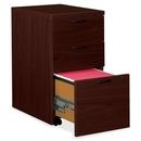 HON 10500 Series Mobile Box/Box/File Pedestal, 15.8