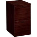 HON 10500 Series Mobile File/File Pedestal, 15.8