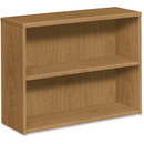 HON 10500 Srs Harvest Lam. Fixed Shelves Bookcase