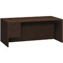HON 10500 Series Left Pedestal Desk 72