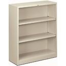 HON Metal Bookcase, 34.5
