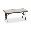 Iceberg IndestrucTable Folding Table, Rectangle - 96