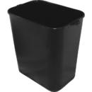 Impact 14-quart Plastic Wastebasket, IMP7701-5