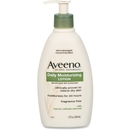 Johnson&Johnson Aveeno Daily Moisturizing Lotion, 12 oz - Non-fragrance - Non-greasy, Non-comedogenic, Hypoallergenic, Absorbs Quickly