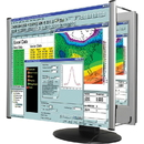 Kantek Lcd Monitor Magnifier Fits 24in Widescreen Monitors, KTKMAG24WL