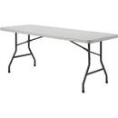 Lorell Ultra-Lite Folding Table, LLR12347