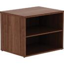 Lorell Walnut File Storage Cabinet Credenza, LLR16232