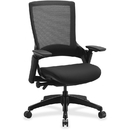Lorell Serenity Series Executive Multifunction High-back Chair, LLR59526