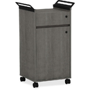 Lorell Mobile Storage Cabinet with Drawer, LLR59648