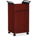 Lorell Mobile Storage Cabinet with Drawer, LLR59651