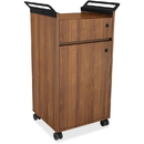 Lorell Mobile Storage Cabinet with Drawer, LLR59654